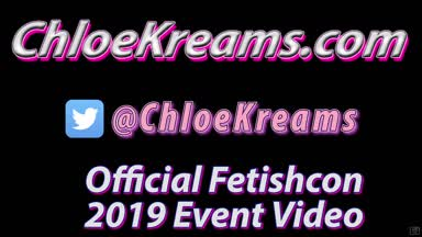 MY Fetishcon 2019 SPOKESMODEL VIDEO'