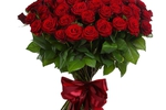 A bouquet of roses as a gift to me =)