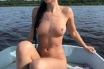 naked photos on boat