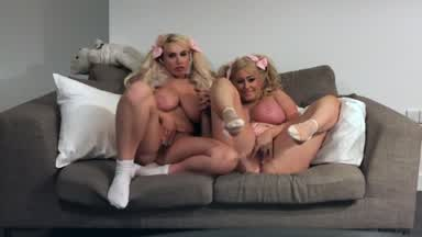 TWINS FUCK FOR DADDY
