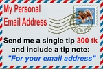 My personal Email Address